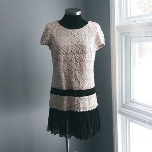 Jax dress with short sleeves